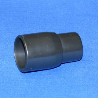 """35mm to 1 1/4"""" Black Adapter for Miele and Bosch"""