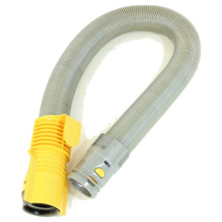 Genuine Pre-owned Dyson DC07 Tool Hose Yellow and Steel