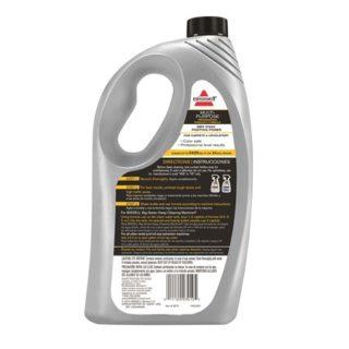 Bissell multipurpose Oxy Stain fighting power Oxy stain fighting power in this carpet cleaning formula