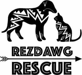 Rez Dawg logo