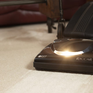 Riccar R17 - Perfect for Plush Carpets and Includes 17 FREE Tune-Ups