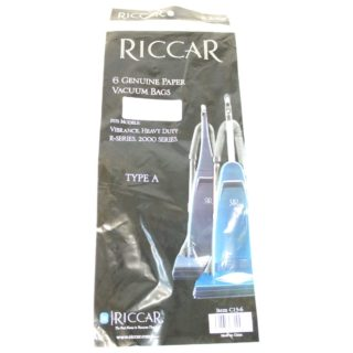 6 pack Riccar paper bags Type A