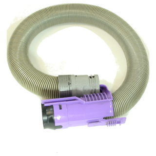 Genuine Pre-owned Dyson DC07 Hose Assembly Steel and Purple