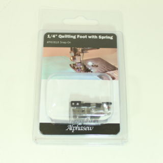 """Snap On 1/4"""" Foot with Guide"""