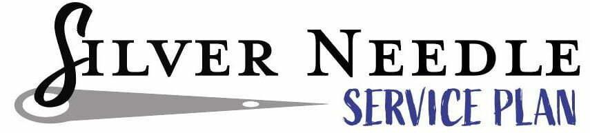 silver needle sewing machine service plan