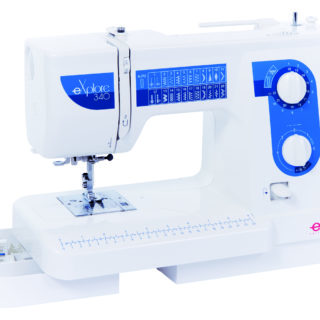 Elna eXplore 340 Mechanical Sewing Machine