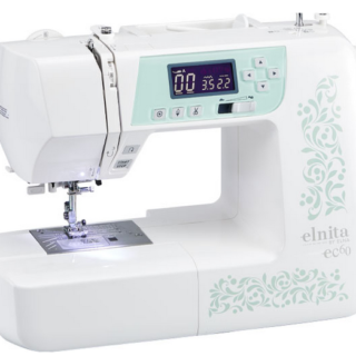 Elnita by Elna EC60 Computerized Sewing Machine