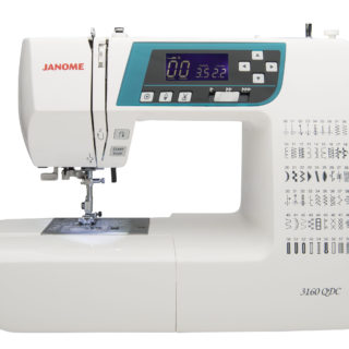 Janome 3160QDC Computerized Sewing Machine
