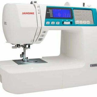 Janome Computerized Sewing Machine 4120QDC
