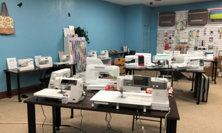 Janome sewing machines have arrived in Boulder!