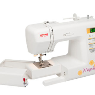 Janome Magnolia 7330 30 stitch sewing machine