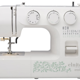 Elnita by Elna EM16 Mechanical Sewing Machine