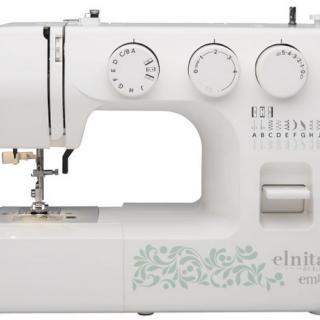 Elnita by Elna EM16 Mechanical Sewing Machine