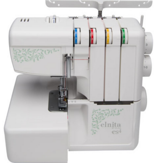 Elnita by Elna ES4 Overlocker Serger Machine
