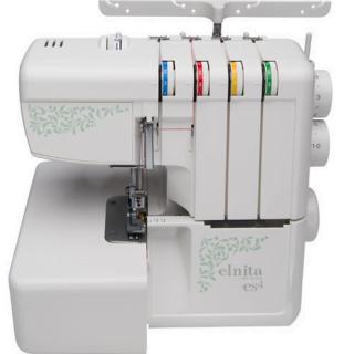 Elnita by Elna ES4 Overlocker Serger Machine