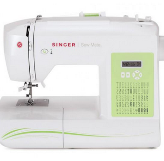Factory Reconditioned Singer Sew Mate 5400 Sewing Machine