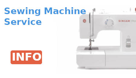 Sewing Machine Service and Repair banner