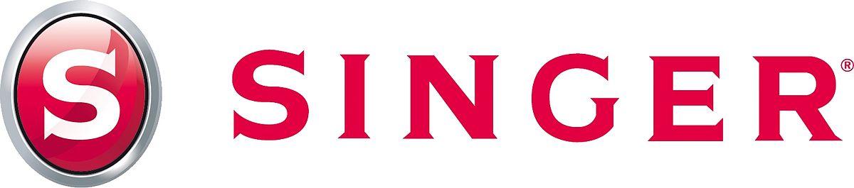Singer logo banner